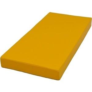 Мат КМС № 1 (100 х 50 х 10) 3544 жёлтый кушетка смотровая медицинская кмс 1