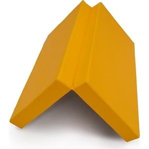 Мат КМС № 3 (100 х 100 10) складной 3548 жёлтый