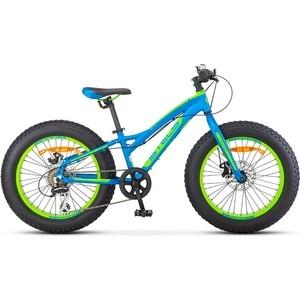 Велосипед Stels Pilot 280 MD 20 V020 (2018) 11 Синий матовый