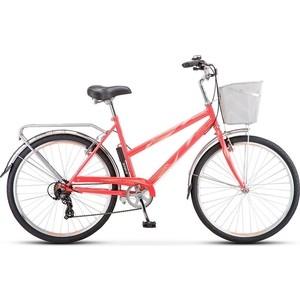 Велосипед Stels Navigator 250 Lady 26 Z010 (2018) 19 Коралловый велосипед stels navigator 310 lady 2015