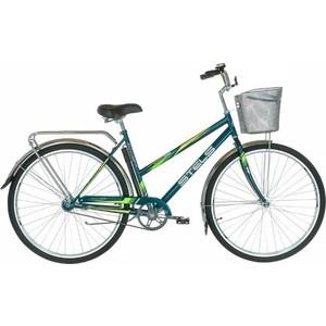 Велосипед Stels Navigator 300 Lady 28 Z010 (2018) 20 Морская волна велосипед stels navigator 310 lady 2015