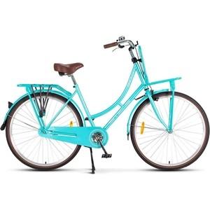Велосипед Stels Navigator 310 Lady 28 V020 (2018) 20 Светло зеленый велосипед stels navigator 310 lady 2015