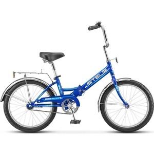 Велосипед Stels 20 Pilot-310 1- ск Z011 (Синий) 2020 LU071868