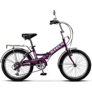 Велосипед Stels 20 Pilot-350 6- ск Z011 (Фиолетовый) 2020 LU071874