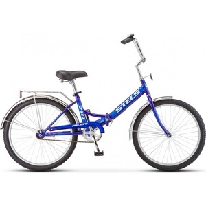 Велосипед Stels Pilot 710 24 Z010 (2018) 16 Синий