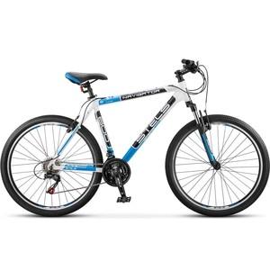 цена на Велосипед Stels Navigator 600 V 26 V030 (2018) 18 Белый/черный/синий
