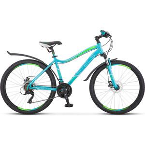 Велосипед Stels Miss-5000 MD 26 V010 17 Бирюзовый цена