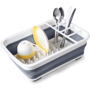 Фото Сушилка для посуды Wonder Worker START складная, 38x29,5x12 см