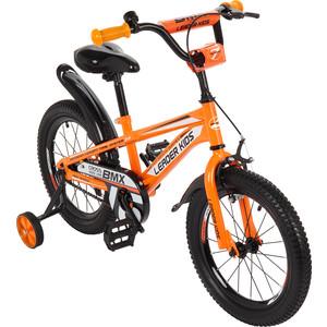Велосипед 2-х колесный Lider Kids (ОРАНЖЕВЫЙ) (GL000722320) цена