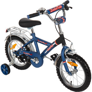 где купить Велосипед 2-х колесный Lider Kids (МАТ.СИНИЙ) (GL000892584) дешево