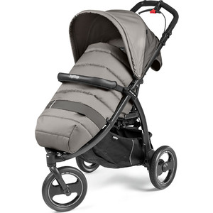 Фото - Коляска прогулочная Peg-Perego BOOK CROSS , цвет CLASS GREY, (сер) (GL000972214) free soldier cross bar gun grey
