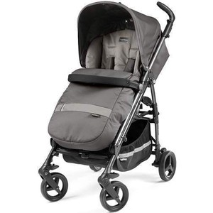 Коляска прогулочная Peg-Perego SI COMPLETO , шасси DARK GREY цвет CLASS GREY (серый) (GL000972211) fitzgerald f s tales of the jazz age 8 сказки века джаза 8 на англ яз fitzgerald f s