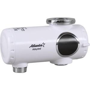Проточный водонагреватель Atlanta ATH-7425 белый проточный водонагреватель atlanta ath 7422 белый