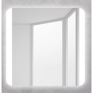 цена Зеркало BelBagno Spc 70 с подсветкой, кнопочный выключатель (SPC-CEZ-700-700-LED-BTN)