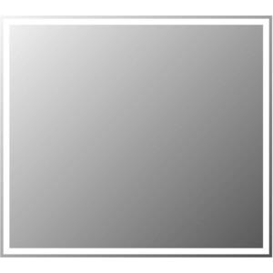 Зеркало BelBagno Spc 90 с подсветкой, кнопочный выключатель (SPC-GRT-900-800-LED-BTN)