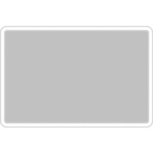 Зеркало BelBagno Spc 120 с подсветкой (SPC-MAR-1200-800-LED-BTN) зеркало belbagno spc mar 1200 800 led btn