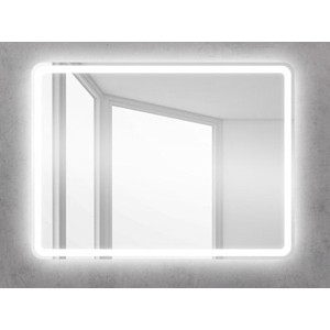 Зеркало BelBagno Spc 60 с подсветкой (SPC-MAR-500-600-LED-BTN) зеркало belbagno spc mar 1200 800 led btn