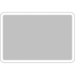 Зеркало BelBagno Spc 90 с подсветкой (SPC-MAR-900-600-LED-BTN) зеркало belbagno spc mar 1200 800 led btn