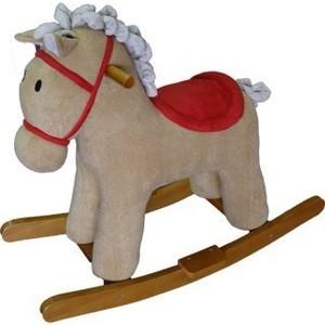 Лошадка-качалка Наша Игрушка Мультик 65 см (611033)