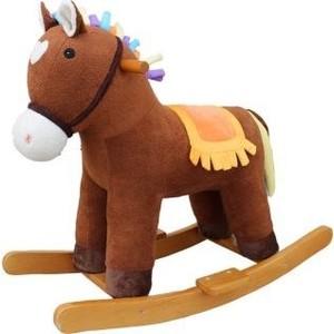 Лошадка-качалка Наша Игрушка Мультик 65 см (611034)