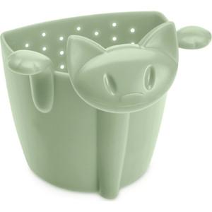 Фото - Емкость для заваривания чая Koziol Miaou (3236655) набор из 2 зажимов для пакета зелёный koziol miaou 5313359