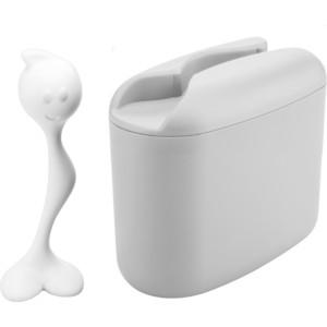 Контейнер для хранения продуктов с ложкой Koziol Hot Stuff M (3057331)