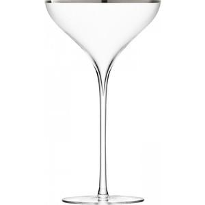 Набор из 2 бокалов для шампанского 250 мл LSA International Savoy (G245-09-381) savoy балетки