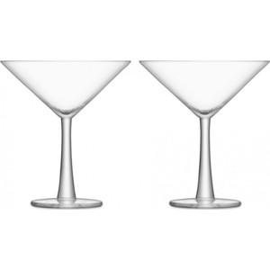 Набор из 2 бокалов для коктейлей 220 мл LSA International Gin (G1388-08-200)