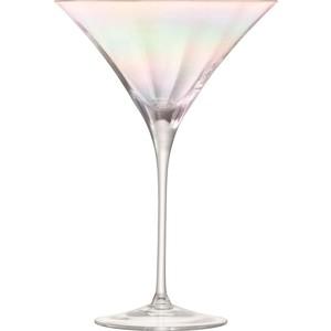 Фото - Набор из 2 бокалов для коктейлей 300 мл LSA International Pearl (G1444-11-916) набор их 2 полукруглых бокалов 320 мл lsa international mixologist g1451 11 187