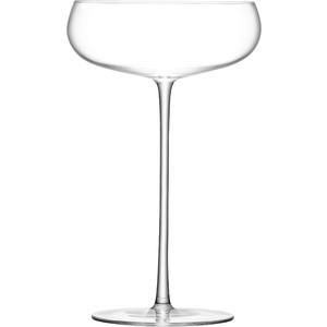 Фото - Набор из 2 бокалов для шампанского 320 мл LSA International Wine Culture (G1427-11-191) набор их 2 полукруглых бокалов 320 мл lsa international mixologist g1451 11 187