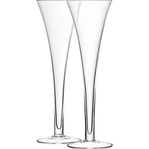Набор из 2 бокалов для шампанского 200 мл LSA International Bar (G302-07-991)