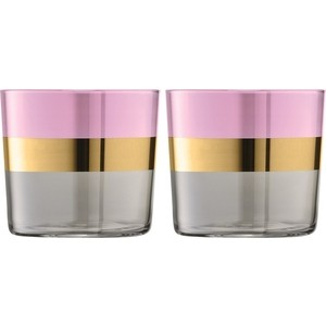 Набор из 2 стаканов 310 мл LSA International Bangle (G060-09-195)