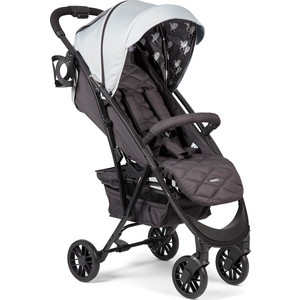 Коляска прогулочная Happy Baby ELEGANZA V2 LIGHT GREY happy baby passenger grey