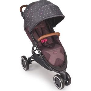 Коляска прогулочная Happy Baby WYLSA BORDO коляска прогулочная happy baby nicole цвет лиловый