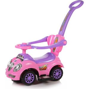 Каталка Baby Care Cute Car Розовый (Pink)