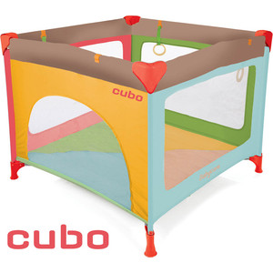 Манеж Baby Care CUBO 4 цвета (4 colors) (P618)