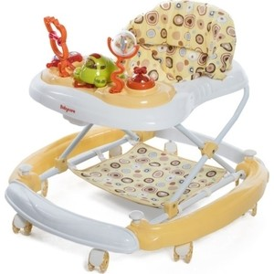 Ходунки Baby Care Aveo Бежевый (Beige) цены онлайн