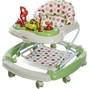 лучшая цена Ходунки Baby Care Aveo Зелёный (Green)