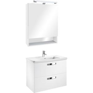 Мебель для ванной Roca Gap 80 белый глянец