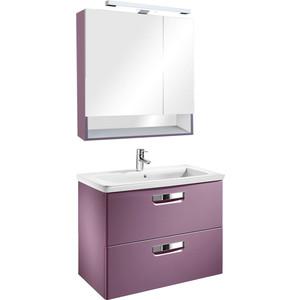 Мебель для ванной Roca Gap 80 фиолетовый