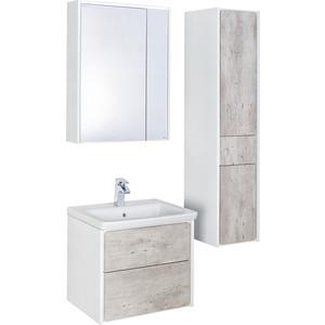 Мебель для ванной Roca Ronda 60 бетон/белый