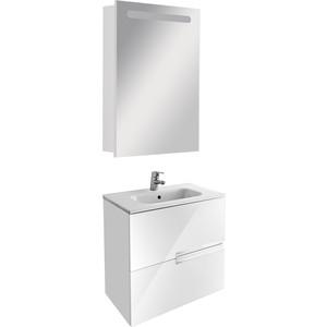 Мебель для ванной Roca Victoria Nord Ice Edition 60 белый глянец