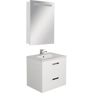 Мебель для ванной Roca Victoria Nord 60 белый глянец