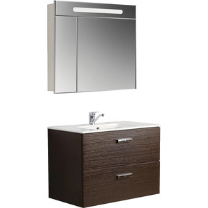 Мебель для ванной Roca Victoria Nord 80 венге недорго, оригинальная цена