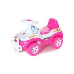 Каталка ORION TOYS Джипик розовый (105-роз)