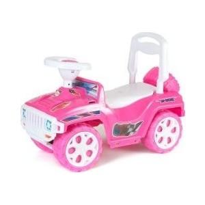 Каталка ORION TOYS Ориончик розовая (419-розовая) цены онлайн