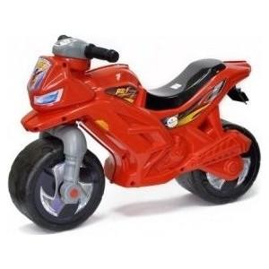 цены Каталка ORION TOYS Мотоцикл 2-х колесный, красный, звук (ОР501в3Кр)