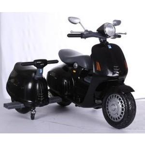 Электромобиль Наша Игрушка Мотоцикл Команда черный, 12V7AH*1, 35W (CH-8820A) цена
