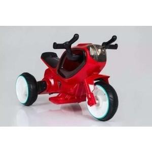 Электромобиль Наша Игрушка Мотоцикл Олимп красный, 6V4.5AH, 20W (RX-1388 red) мотоцикл be2me сh 8819 красный