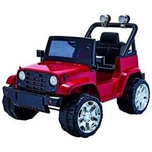 Электромобиль Наша Игрушка Внедорожник красный, свет, звук, аккум. 6V/7AH, 25W (ZP5299 RED)